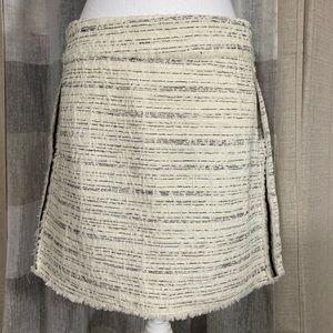 NWT Zara Tweed Skirt Large